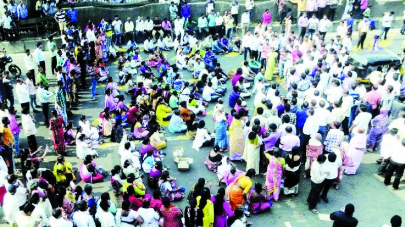 The Elgar Parishad held in Pune on January 1