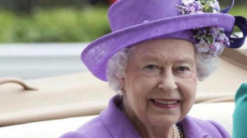 Queen Elizabeth. (Photo: AFP)