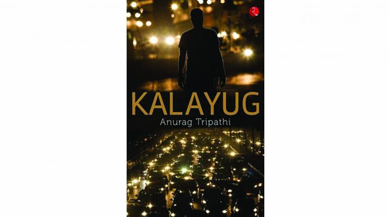 Whether Kalayug is a thriller or not is debatable — there are gaps of years in between events, so the pace is not as fast as one would expect.