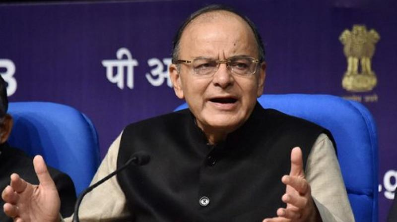 Union Finance Minister Arun Jaitley (Photo: PTI)