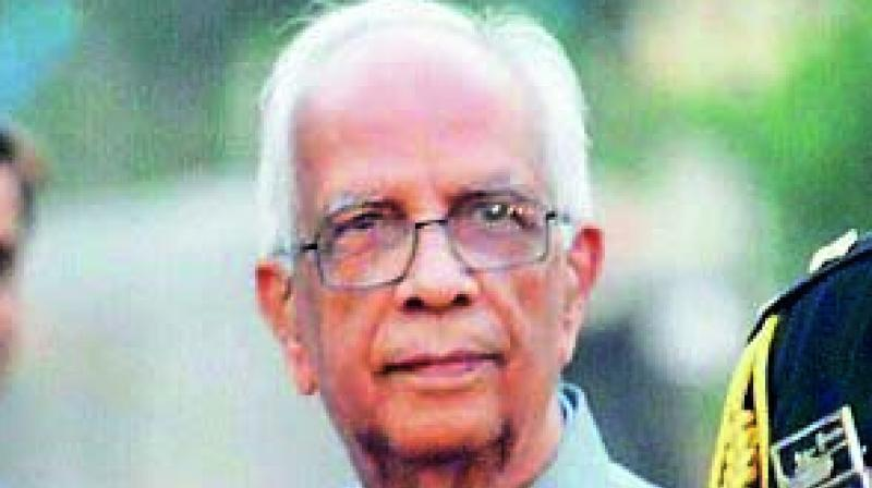 West Bengal Governor Keshari Nath Tripathi wrote an article titled 'Emergency - The Dark Hour' on the 43rd anniversary of the Emergency. (Photo: File)