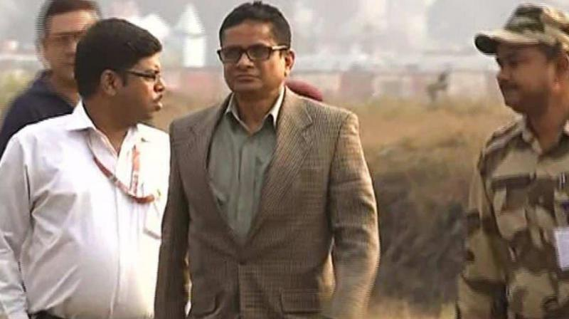 Kumar, who headed a SIT that looked into the ponzi case is accused of destroying evidence to allegedly protect the accused, sent a letter to CBI director Rishi Kumar Shukla and offered himself for questioning in Shillong. (Photo: ANI)
