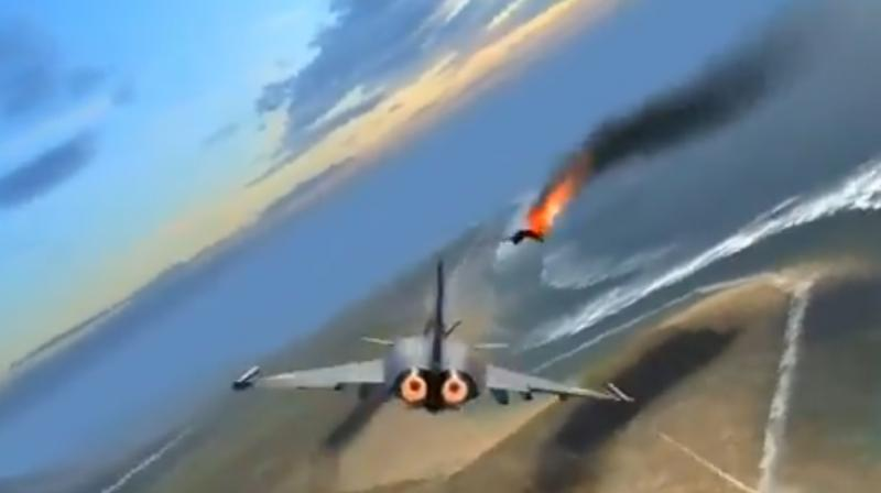Though currently offering a single player platform, the Indian Air Force Mobile Game will later on support multiplayer gaming as well.