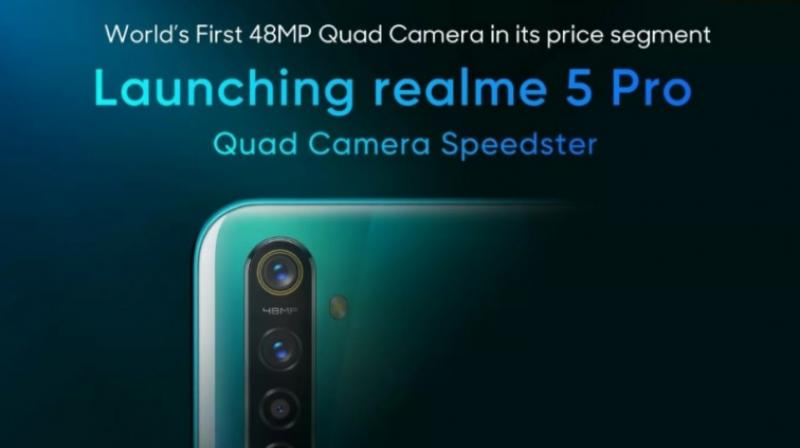 Another Realme smartphone sporting 'Pro' moniker might be in the making