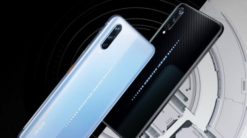 The phone will be powered by the Snapdragon 855+ and will run on a 4500mAh battery and will support 44W fast charging.