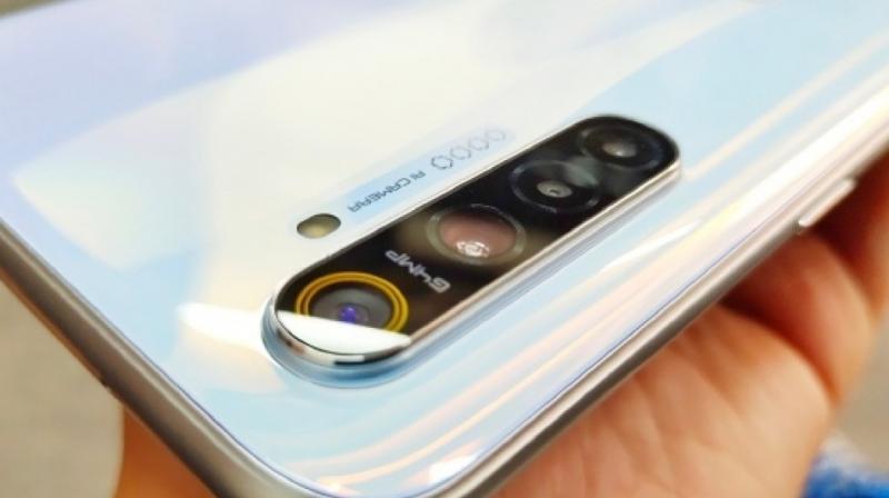 The USP of the Realme XT will be the Main 64MP sensor on the rear camera setup. (Photo: Weibo)