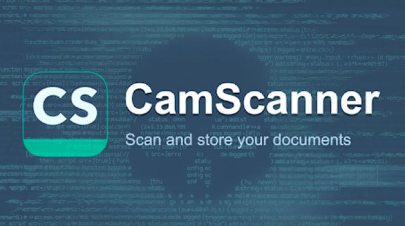 CamScanner removed from Play Store due to malware