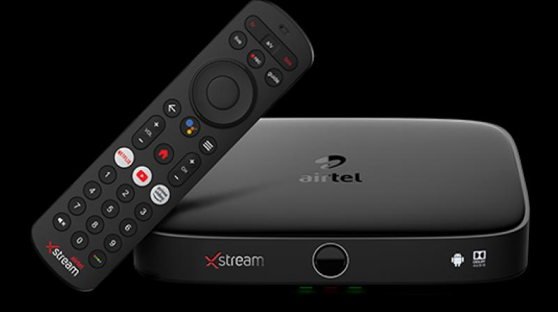 All existing Airtel Digital TV customers can upgrade to Airtel Xstream Box at a special price of Rs 2249 only.
