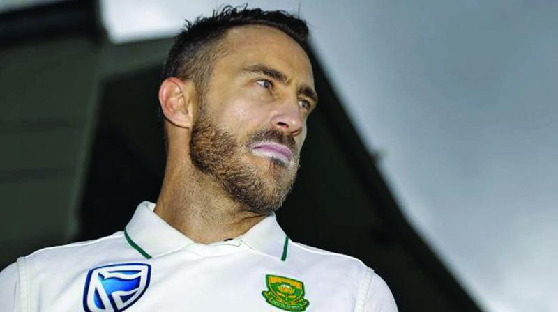 South Africa had prepared for a spin onslaught in India but their batsmen were left flummoxed by the hosts' seam attack, captain Faf du Plessis said after his side's 3-0 defeat in a test series that concluded on Tuesday.  (Photo:File)