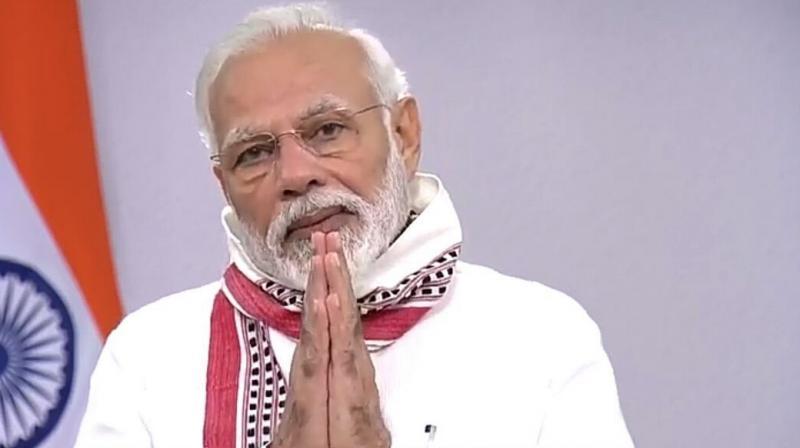 PM Modi (video grab)
