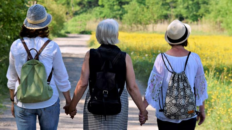When it comes to the treatment of common menopause symptoms such as hot flashes, depression, women today have more options than ever before. (Photo: Representational/Pixabay)