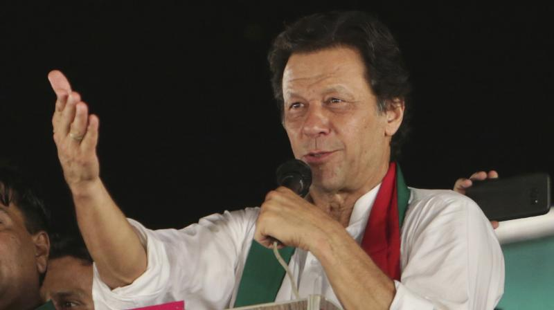 One popular example is that of Imran Khan, founder of Pakistan Tehreek-e-Insaf (PTI) who is gunning to be the next Prime Minister of Pakistan.(Photo: AP)