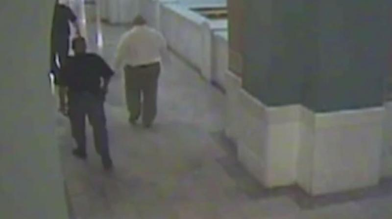 Video: Man facing trial for raping 10-yr-old jumps from 4th