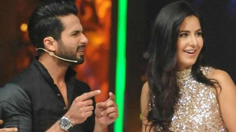 Shahid Kapoor and Katrina Kaif are yet to do a film together.