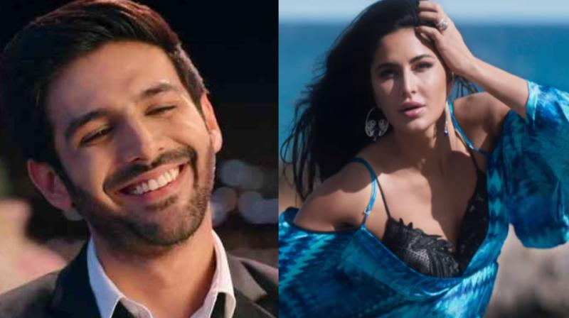 Kartik Aaryan and Katrina Kaif are yet to work together in a film.