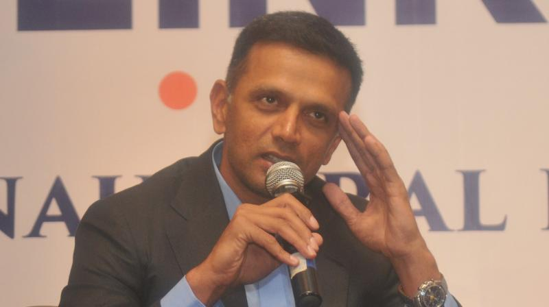 Board of Control for Cricket in India's (BCCI) Ethics Officer Justice DK Jain on Tuesday said that he will give his orders on former cricketer Rahul Dravid in a week time. (Photo:File)