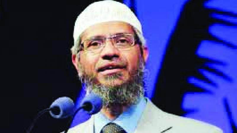 Zakir has accused the media in India of subjecting him to a campaign of vilification over the past two years. (Photo: FIle)