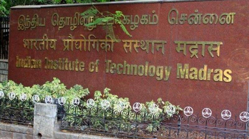 As per the data, IIT Madras tops the list with suicides by seven students during this period. (Photo: File)