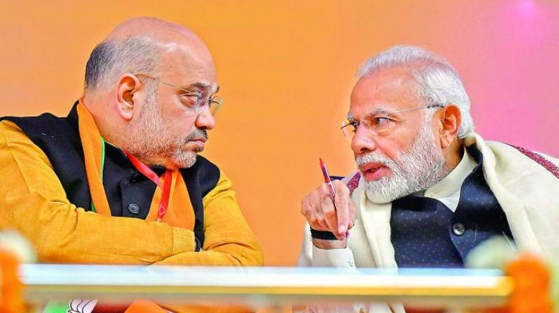 Sources said that BJP leaders, including ministers, would ensure that all decisions taken by the government are brought to public notice. (Photo: File)