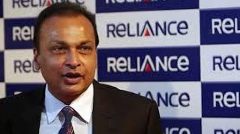 Reliance Group Chairman Anil Ambani.