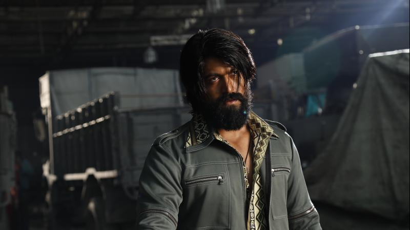 Starring Yash, KGF Chapter 2 is nearing completion