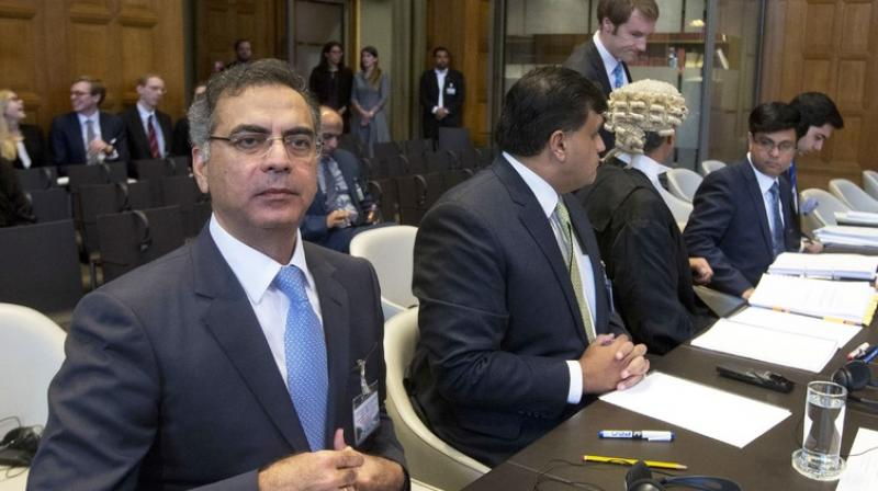 Islamabad on Friday filed a plea in The Hague to rehear the case within six weeks. (Photo: AP)