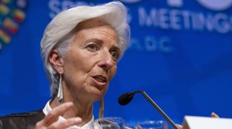 Christine Lagarde (Photo:AP)