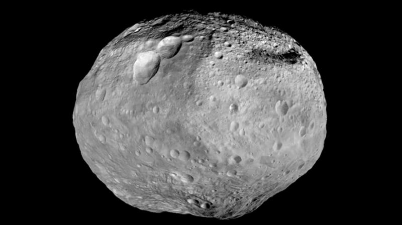 On February 6, an asteroid passed within 114,000 miles (184,000 kilometres), slightly more than halfway to the moon. (Photo: NASA)