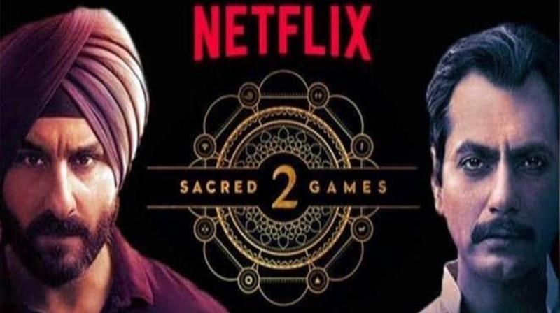 Sacred Games 2. (Photo: Twitter)