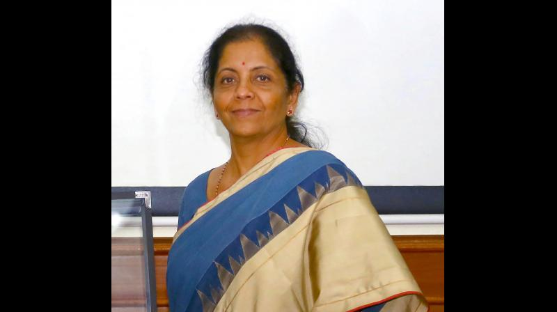 Finance minister Nirmala Sitharaman would perhaps explain that the Modi government did not move the amendment to the retrospective tax amendment as it wanted it to be proved how wrong the Mukherjee move was in terms of legality. (PTI)