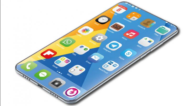 An EELO smartphone is also in the pipeline, provided the company's aims start rewarding.