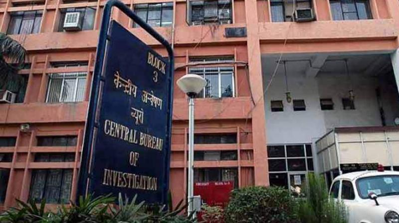 Central Bureau of Investigation. (Photo: File)