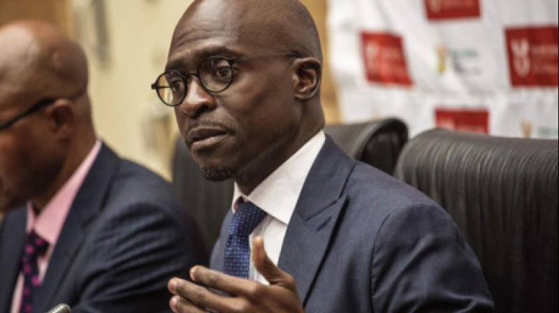 Gigaba, who was finance minister between March 2017 and February 2018. (Photo: AFP)