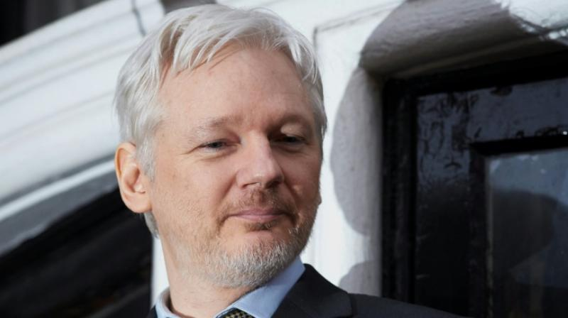 WikiLeaks founder Julian Assange. (Photo: AFP)