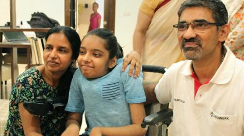 Panda had topped the CBSE Class 10 board examination in the disabled category this year with 97.8 per cent marks. (Photo: PTI | File)