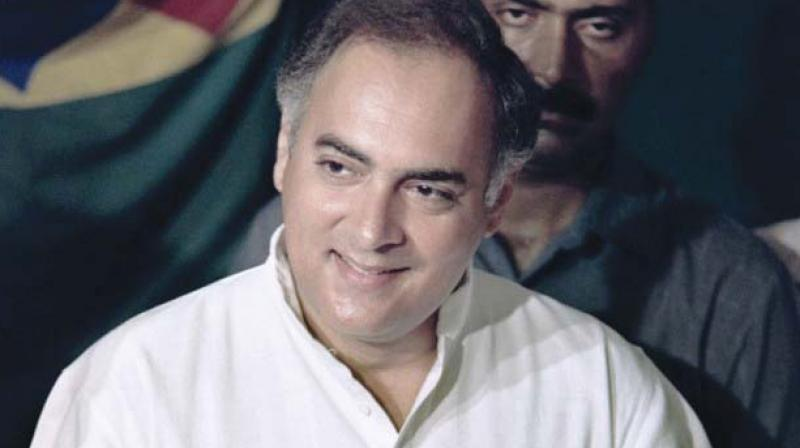 Former prime minister Rajiv Gandhi was assassinated on May 21, 1991 at Sriperumbudur near here by an LTTE woman suicide bomber, Dhanu, at an election rally. (Photo: File AFP)