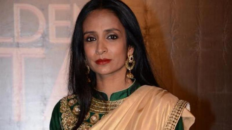 Suchitra Pillai.