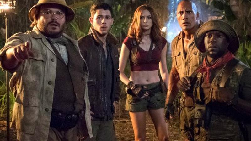'Jumanji: welcome to the Jungle' is a sequel to a movie released 22 years ago that behaves more like a modern remake for today's standards.