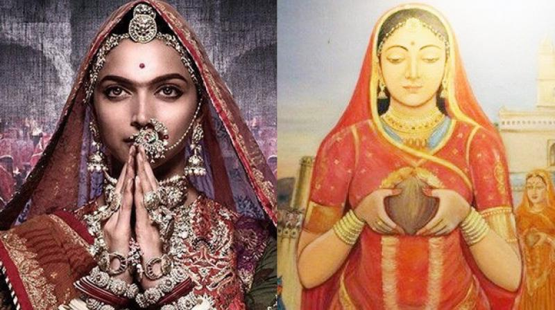 CBFC suggested the director change the film's title to 'Padmavat'.