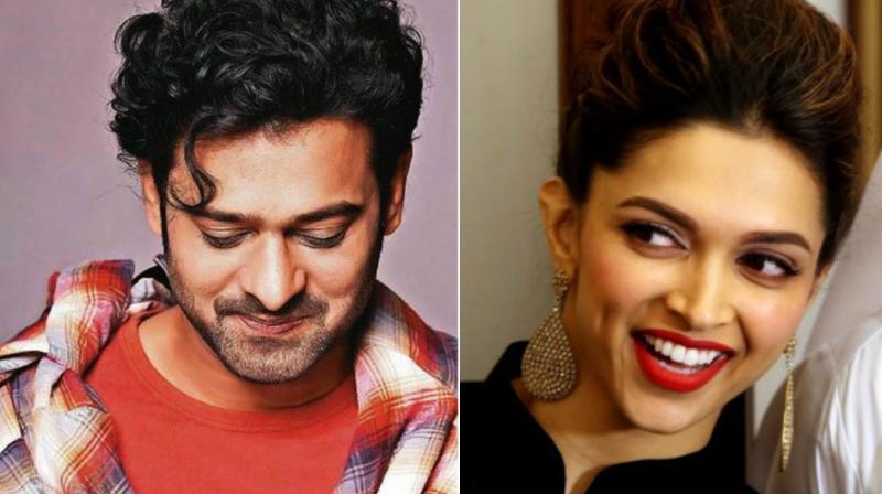 Prabhas to romance with Deepika Padukone in his Bollywood ...