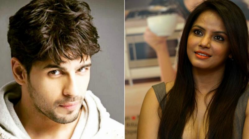Siddharth Malhotra and Neetu Chandra.