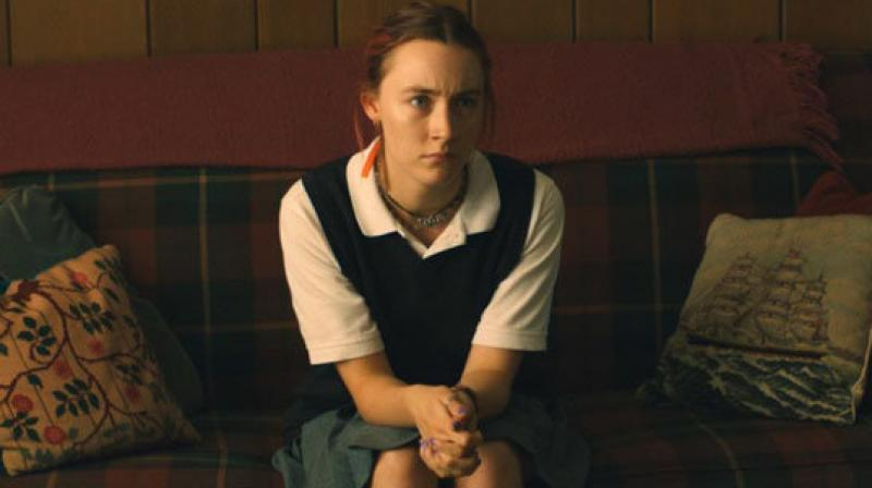 At the 90th Academy Awards, 'Lady Bird' earned five nominations: Best Picture, Best Actress for Ronan, Best Supporting Actress for Metcalf, Best Original Screenplay, and Best Director.