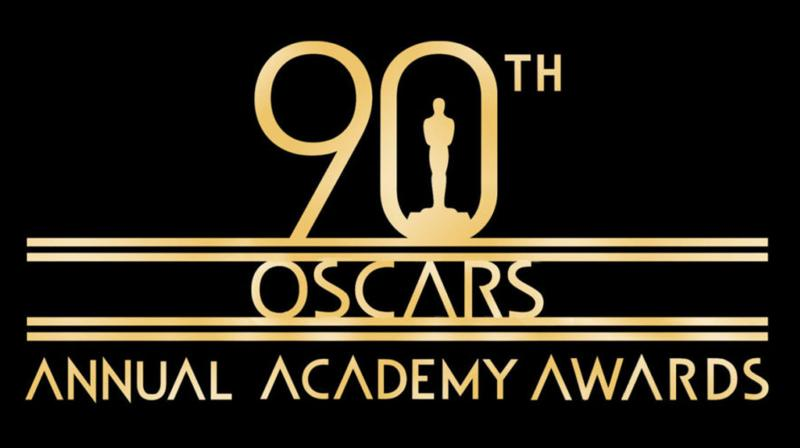 This is 90th years of Academy awards.