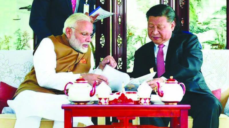 The Sena said visit to China had no particular agenda.