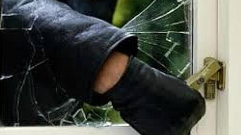 Till now, police have arrested two women in connection to the burglary. (Photo: Representational)