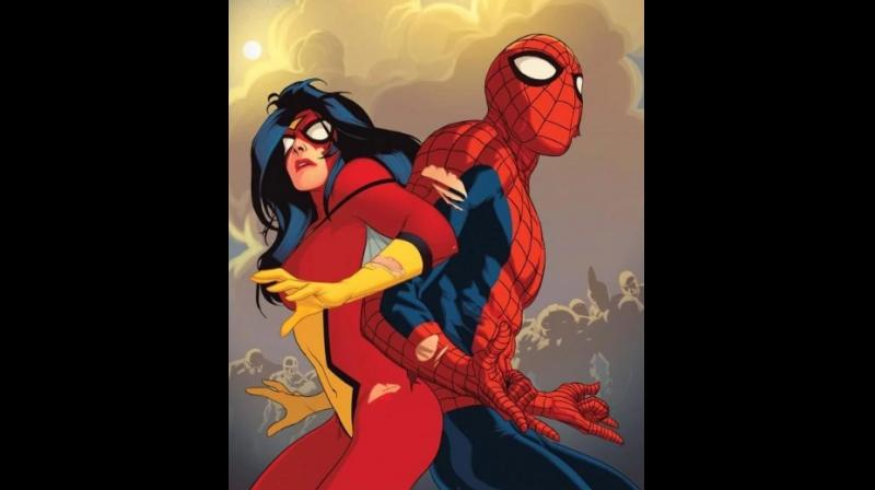 Shreya Arora, a 21-year-old graphic design student, made six drawings and juxtaposed them with the original covers of comic book giants Marvel and DC. (Representational Image/ Marvel)
