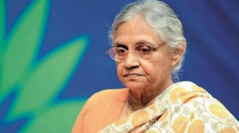 Sheila Dikshit (Photo: PTI)