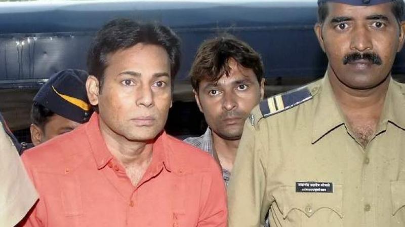 1993 Mumbai serial blasts convict Abu Salem (Photo: PTI)