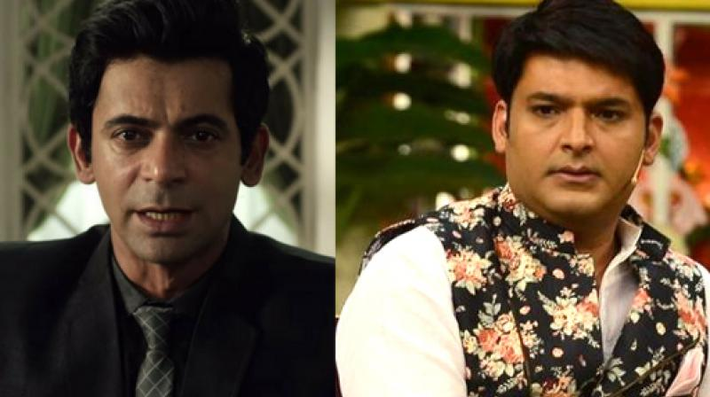 Sunil Grover had also quit Kapil's previous show before returning on it later.