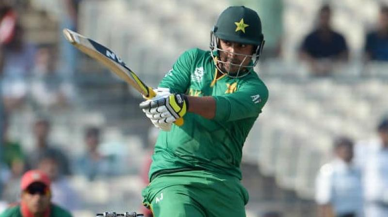 In 2017, Sharjeel Khan faced charges for a number of breaches of the anti-corruption code of the PCB while playing in the Pakistan Super League and was handed a five-year ban. (Photo:AFP)